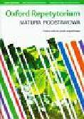 Quintana Jenny, Gąsiorkiewicz-Kozłowska Ilona - Oxford Repetytorium Matura podstawowa Podręcznik + 2 CD