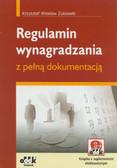 Żukowski Krzysztof Wiesław - Regulamin wynagradzania z pełną dokumentacją