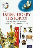 Wojciechowski Grzegorz - Dzień dobry historio! 6 Podręcznik z płytą CD. Szkoła podstawowa