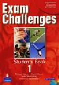 Harris Michael, Mower David, Sikorzyńska Anna - Exam Challenges 1 Students` Book with CD