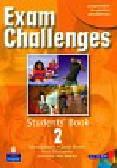 Harris Michael, Mower David, Sikorzyńska Anna - Exam Challenges 2 student's book with CD