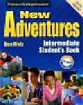 Wetz Ben - New Adventures Intermediate Student`s Book. Gimnazjum