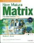 Gude Kathy, Duckworth Michael - New Matura Matrix Pre-Intermediate Plus Student`s Book. Liceum, technikum
