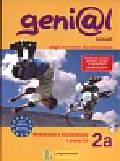 Funk Hermann, Koenig Michael, Koithan Ute - Genial 2A Kompakt podręcznik z  ćwiczenia