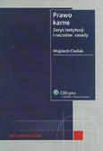 Cieślak Wojciech - Prawo karne Zarys instytucji i naczelne zasady