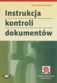 Majsterkiewicz Irena - Instrukcja kontroli dokumentów (z suplementem elektronicznym)