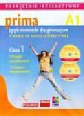 Prima A1 Język niemiecki Podręcznik interaktywny CD. Klasa 1 gimnazjum, w wersji na tablicę interaktywną