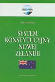 Bożyk Stanisław - System konstytucyjny Nowej Zelandii