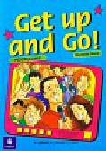 Iggulden M., Melville E. - Get up and Go Students`Book. szkoła podstawowa