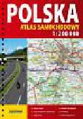 Polska - atlas samochodowy 1:200 000