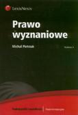 Pietrzak Michał - Prawo wyznaniowe