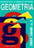 Małek Maria - Geometria cz.3   Zbiór zadań