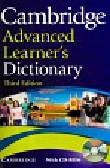 Cambridge advanced learner`s dictionary with CD