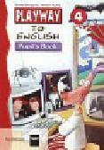 Puchta Herbert, Gerngross Gunter - Playway to English 4 Pupil`s Book
