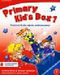 Nixon Caroline, Tomlinson Michael, Czekańska Barbara - Primary Kid`s Box 1 Podręcznik z płytą CD. Szkoła Podstawowa