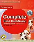 Brook-Hart Guy - Complete First Certificate student`s book with CD
