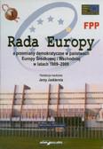 red. Jaskiernia Jerzy - Rada Europy a przemiany demokratyczne w państwach Europy Środkowej i Wschodniej w latach 1989 - 2009