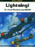 Szlagor Tomasz - Lightningi 15. Armii Powietrznej USAAF