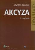 Parulski Szymon - Akcyza Komentarz z płytą CD