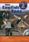 Nolasco Rob, Newbold David - New English Zone 2 Student`s book + CD. Szkoła podstawowa