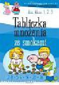 Podgórska Anna - Tabliczka mnożenia ze smokami. dla klas 1, 2, 3.