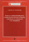 Sułkowski Jarosław - Pozycja ustrojowoprawna partii politycznych w Polsce, Czechach, na Słowacji i na Węgrzech