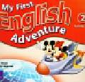 My First English Adventure 2 Activity Book
