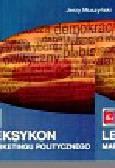 Muszyński Jerzy - Leksykon marketingu politycznego