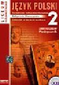 Niemczyńska Małgorzata - Język polski 2 Podręcznik Kształcenie kulturalno-literackie Zakres rozszerzony. Liceum ogólnokształcące