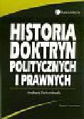 Sylwestrzak Andrzej - Historia doktryn politycznych i prawnych