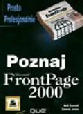 Jones Dennis, Randall Neil - Poznaj FrontPage 2000