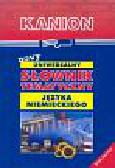 Nowy uniwersalny słownik tematyczny języka niemieckiego (popularny)