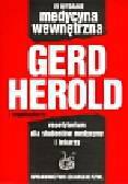 Herold Gerd - Medycyna wewnętrzna