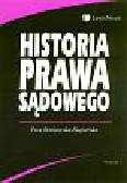 Borkowska-Bagieńska Ewa - Historia prawa sądowego