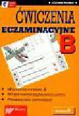 Ćwiczenia egzaminacyjne B