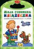 Bator Agnieszka - Moja pierwsza książeczka 4. Zabawa z naklejkami dla 2- i 3-latków