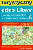 Turystyczny atlas Litwy i obwodu kaliningradzkiego oraz Warmii, Mazur i Podlasia