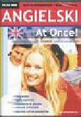 Angielski At once! Dla poczatkujących i średnio zaawansowanych. Kurs multimedialny z filmami video
