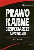 Skorupka Jerzy - Prawo karne gospodarcze Zarys wykładu