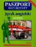 Kotliński Tomasz, Kowalczyk Marcin - Paszport maturzysty Język angielski + CD