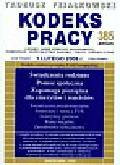 Fijałkowski Tadeusz - Kodeks pracy 2008