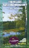 Trójmiejski Park Krajobrazowy Część północna 1:25 000