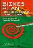 Krzysztof Opolski, Krzysztof Waśniewski - Biznes plan Jak go budować i analizować
