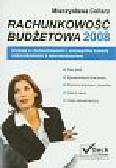 Cellary Mieczysława - Rachunkowość budżetowa 2008