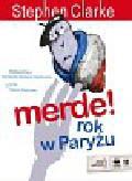 Clarke Stephen - Merde! Rok w Paryżu  CD