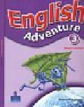 Worral Anne, Bogucka Mariola, Krajewska Agnieszka - English Adventure 3 Podręcznik z płytą CD / English Adventure 3 Zeszyt ćwiczeń