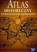 Hajkiewicz Izabela - Atlas historyczny Od starożytności do współczesności. Liceum ogólnokształcące