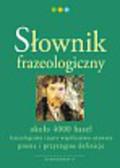 Mateusz Dobrowolski - Słownik frazeologiczny