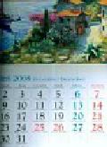 Kalendarz 2009 KT13 Łódka trójdzielny