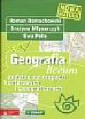 Domachowski Roman, Młynarczyk Grażyna, Pelle Ewa - Geografia Liceum zadania na mapach konturowych i topograficznych